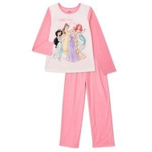 Disney Princess kids pajamas